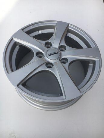 нові диски R15 Prime 5*114.3, ET46, dia67.1 Mazda Kia Honda Toyota
