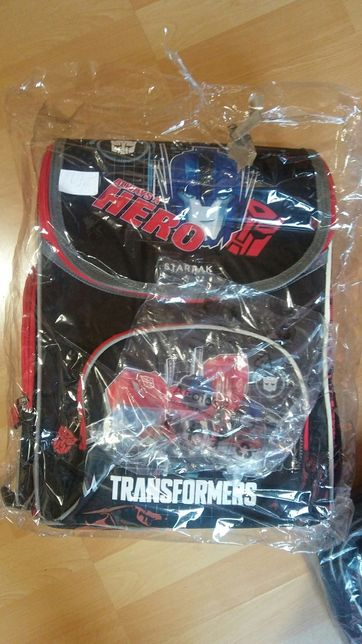 Tornister transformers