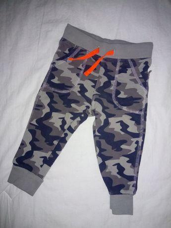 Spodnie dresowe r.74