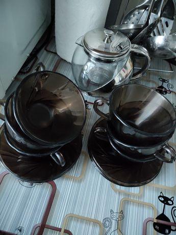 Чайный сервиз.    .