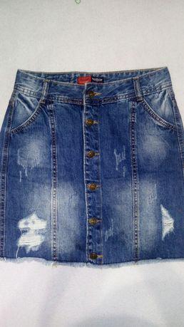 Спідниці, джинс, шерсть, катон.
