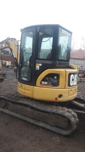 koparka cat caterpillar cr304 5ton 2005 rok