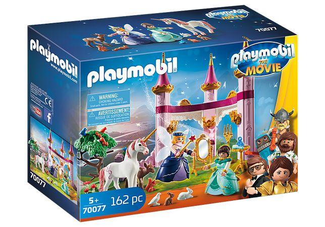 Playmobil 70077 The Movie - Marla no Palacio - NOVO