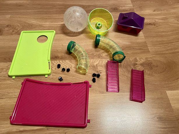 Zabawki dla chomika