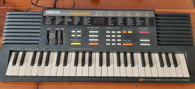 Organy, pianino keyboard Yamaha pss 290