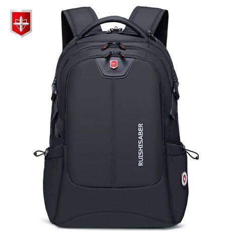 """Наплічник рюкзак 17"""" oxford модний багатофункціональний USB-зарядка"""
