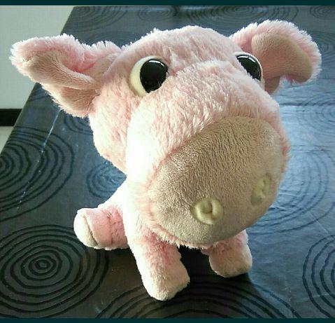 Peluche porco LIDL animais da quinta