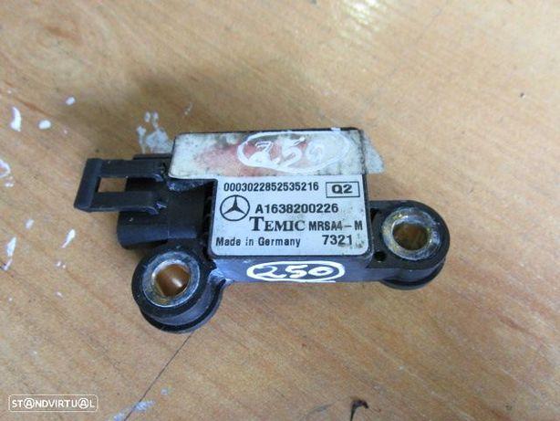 Sensor airbag A1638200226 MERCEDES / W163 / 2000 /