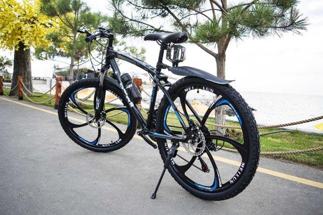 Cупeр кoмплeкт! Горный велосипед BMW ОПТ ДРОП нa литыx дискaх  W0070