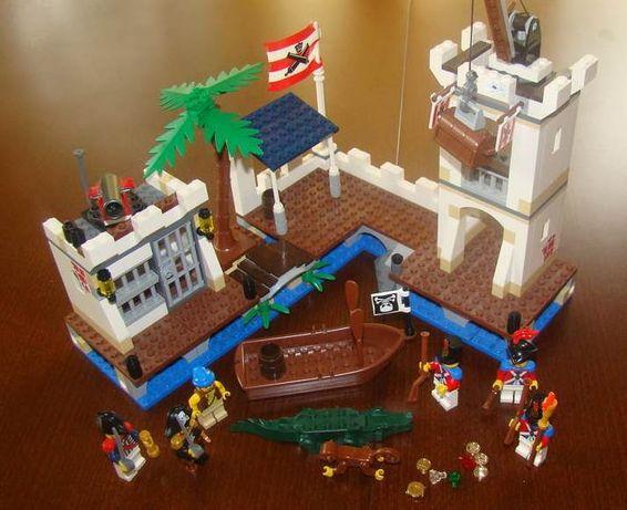 Lego pirates 6242, лего пираты