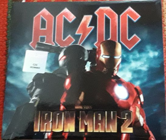 """AS/DS """"Iron man 2"""""""