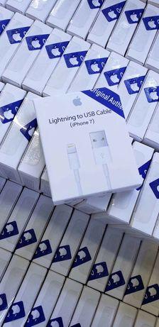Oryginalny Kabel iPhone 5S-7-XS i inne