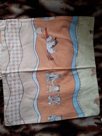 pościel dziecięca niemowlęca poduszka kołdra