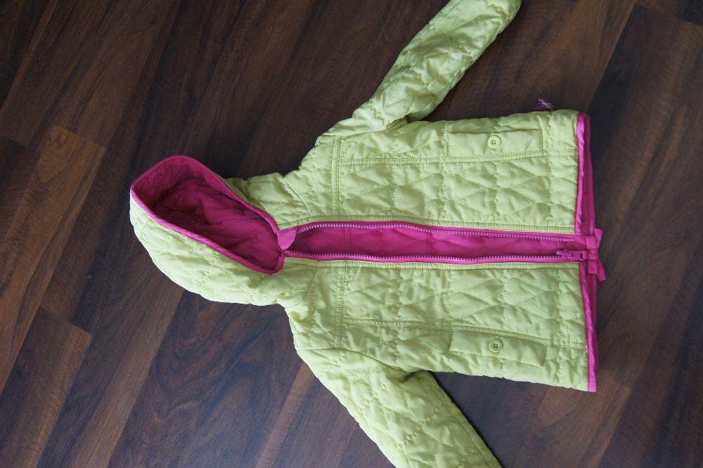Dwustronna kurteczka przejściowa dla dziewczynki Cocodillo, rozmiar 92 Kalwaria Zebrzydowska - image 1