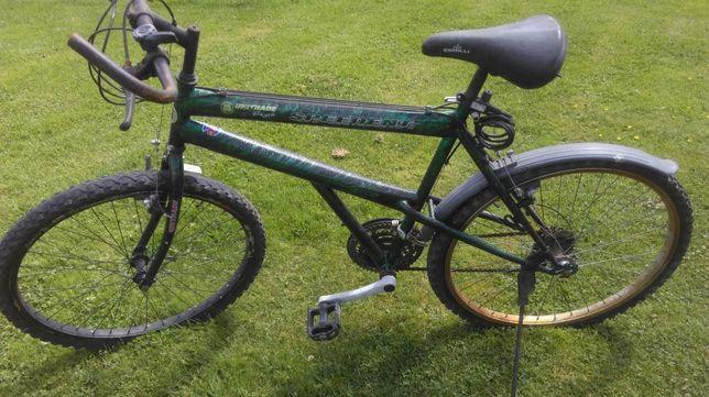 Rower gorski
