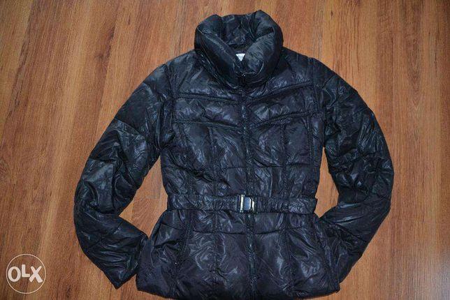 HOUSE kurtka jesienno-zimowa czarna roz.38-M