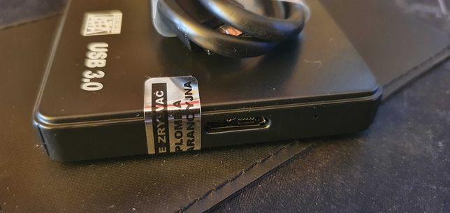 Zestaw dwóch dysków HDD USB 1TB