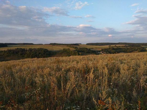 Продам свой участок земли 82 сотки в Харьковской области