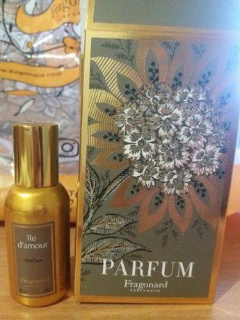 Парфюм Фрагонар Fragonard Ile d'Amour Parfum духи французские