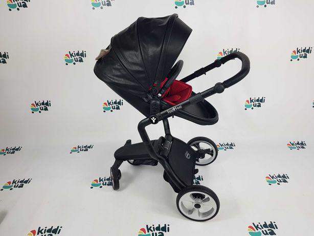 Новая Детская коляска FooFoo 2в1 черная в наличие наложка