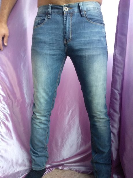 Продам мужские джинсы скинни Oodji