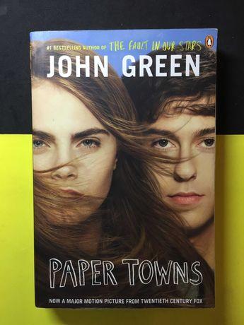 John Green - Paper Towns (Portes CTT Grátis)