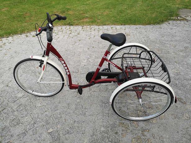 Rower rehabilitacyjny trójkołowy dla dorosłych * Lagoon Vermeiren *