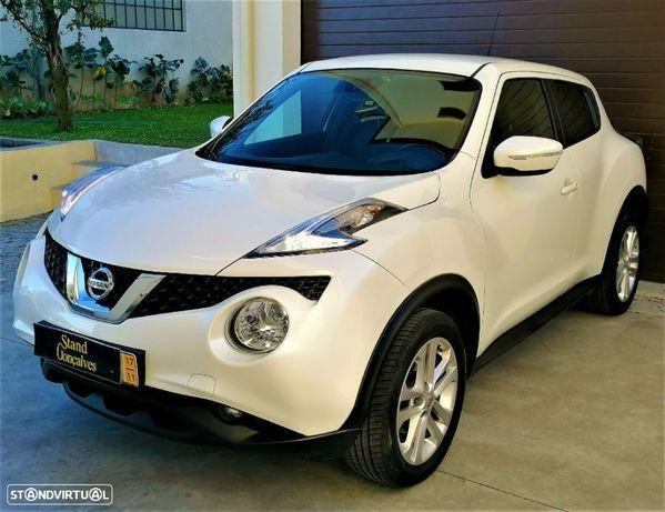 Nissan Juke 1.5 dCi N-Connecta