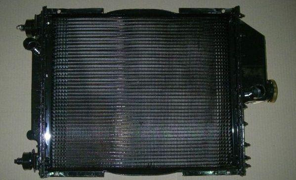 Радиатор водяного охлаждения ЮМЗ,МТЗ 80,82 латунь,алюминий Оренбург