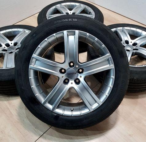 Диски Toyota R18 5x114 Corolla RAV4 Avensis Camry Lexus ES UX Suzuki