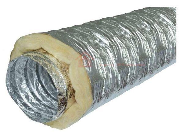 RURA izolowana TERMOFLEX Aluminiowa 5m Fi 100 Spiro