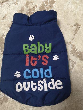 Курточка для собачки