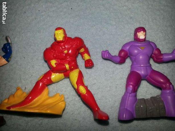 Figurki superbohaterowie Marvel