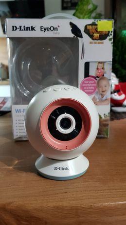 D-Link Niania elektroniczna z kamerą EyeOn Baby