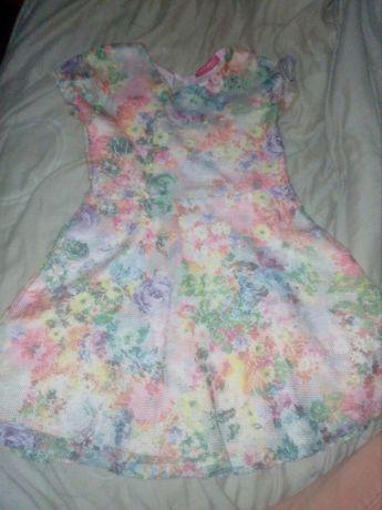 Sukienka 98/104 suknia koronka Sukieneczka swieta urodziny wesele