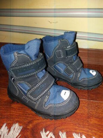 чоботи зимові на хлопчика 24 розмір