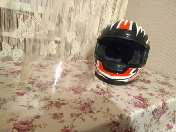 шлем, мотошлем, мотоциклетный