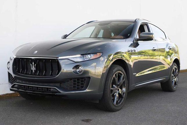 2018 Maserati Levante продам