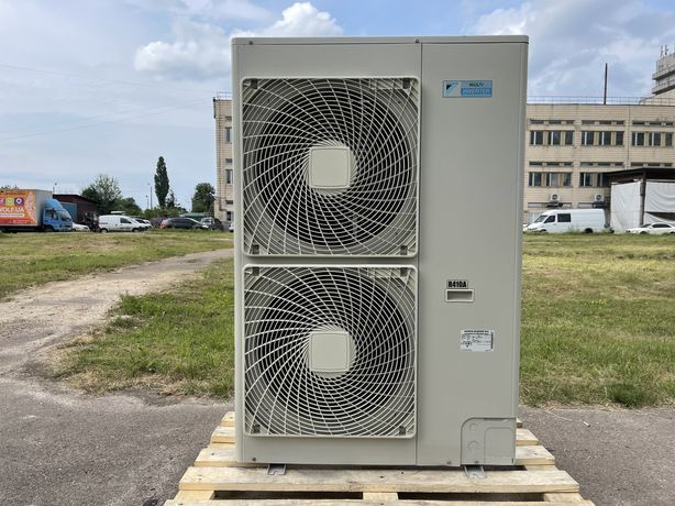 Кондиционер Daikin RMXS160 инвертор MiniVRV inverter тепловой  ремонт