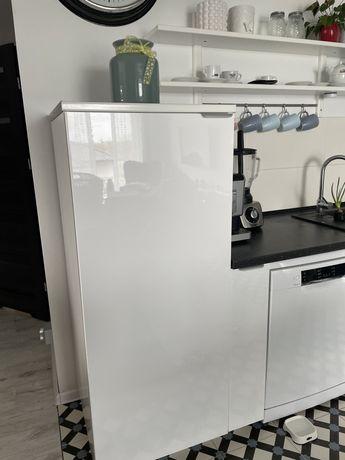 Szafka kuchenna Ikea biała połysk 60/150 stan idealny