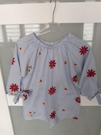 Urocza bluzeczka r.128