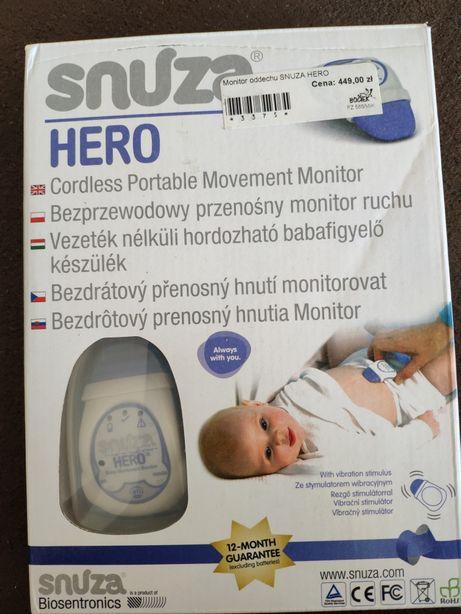 Monitor ruchu