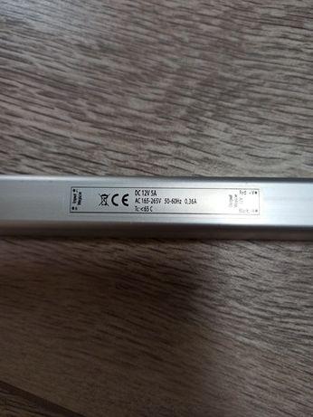 Zasilacz taśmy LED 12v60w