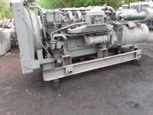 Silnik Silniki Henschel Wola H12A 2x turbo 580 KM 1998 rok Fabr nowy