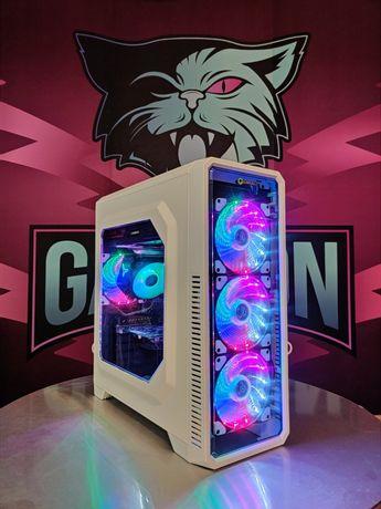 Игровой компьютер пк для дома учебы работы XEON 8 ГБ  650 GTX GDR5