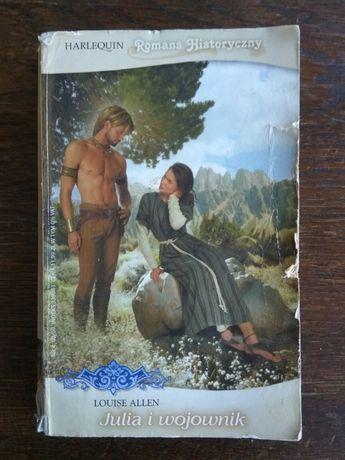 Harlequin romans historyczny