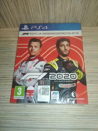 [Tomsi.pl] nowa F1 2020 Edycja Siedemdziesięciolecia PL PS4 PS5