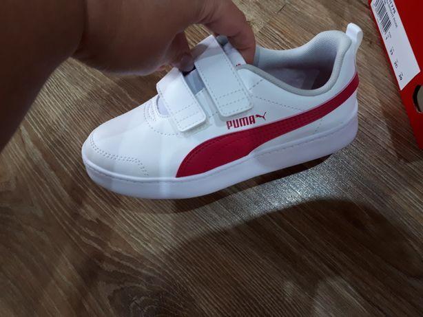 Buty puma dla dziewczynki