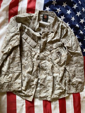 Bluza MARPAT Desert USMC Marines kontrakt MR