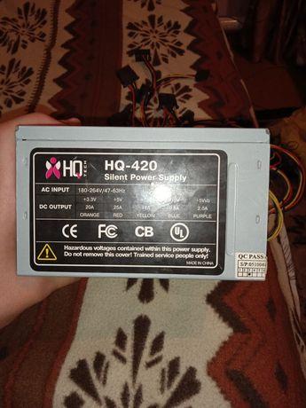 Блок питания hq-420
